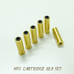HFC REVOLVER CARTRIDGE 6EA SET