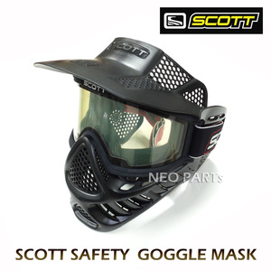 SCOTT SAFETY GOGGLE MASK /Thurmal lens