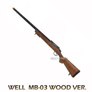 WELL MB-03 WOOD