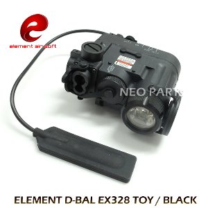 ELEMENT D-BAL MK2 TOY/D-BAL완구 블랙