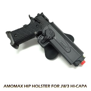AMOMAX HIP HOLSTER FOR JW3/JW3및 HI-CAPA용 힙홀스터