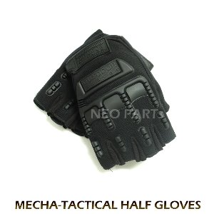MECHA-TACTICAL FINGERLESS GLOVES/메카택티컬 글러브