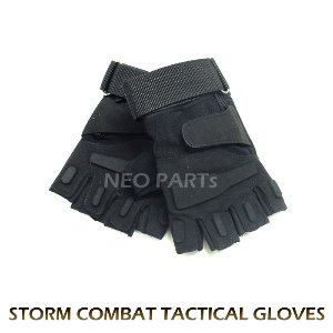 STORM TACTICAL FINGERLESS GLOVES/스톰 택티컬 글러브