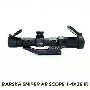 BASKA SNIPER AR SCOPE 1-4X28 IR(완구)