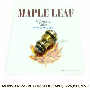 ML MONSTER HIGH EFFECTIVE VALVE/몬스터 기가 밸브 GLOCK,M9,P226,PX4,M&P용