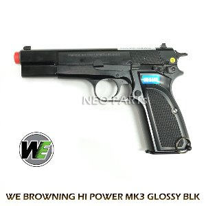 WE BROWNING HI POWER MK3/블랙