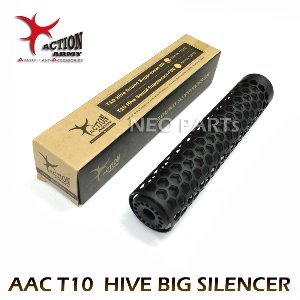 AAC T10 HIVE BIG SILENCER/BLACK